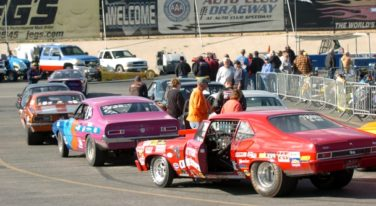 Drag Racing Returns to Auto Club Speedway in 2014
