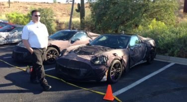 The Corvette Z06 Could Become the Z07 – and Pack a Small Twin Turbo V8