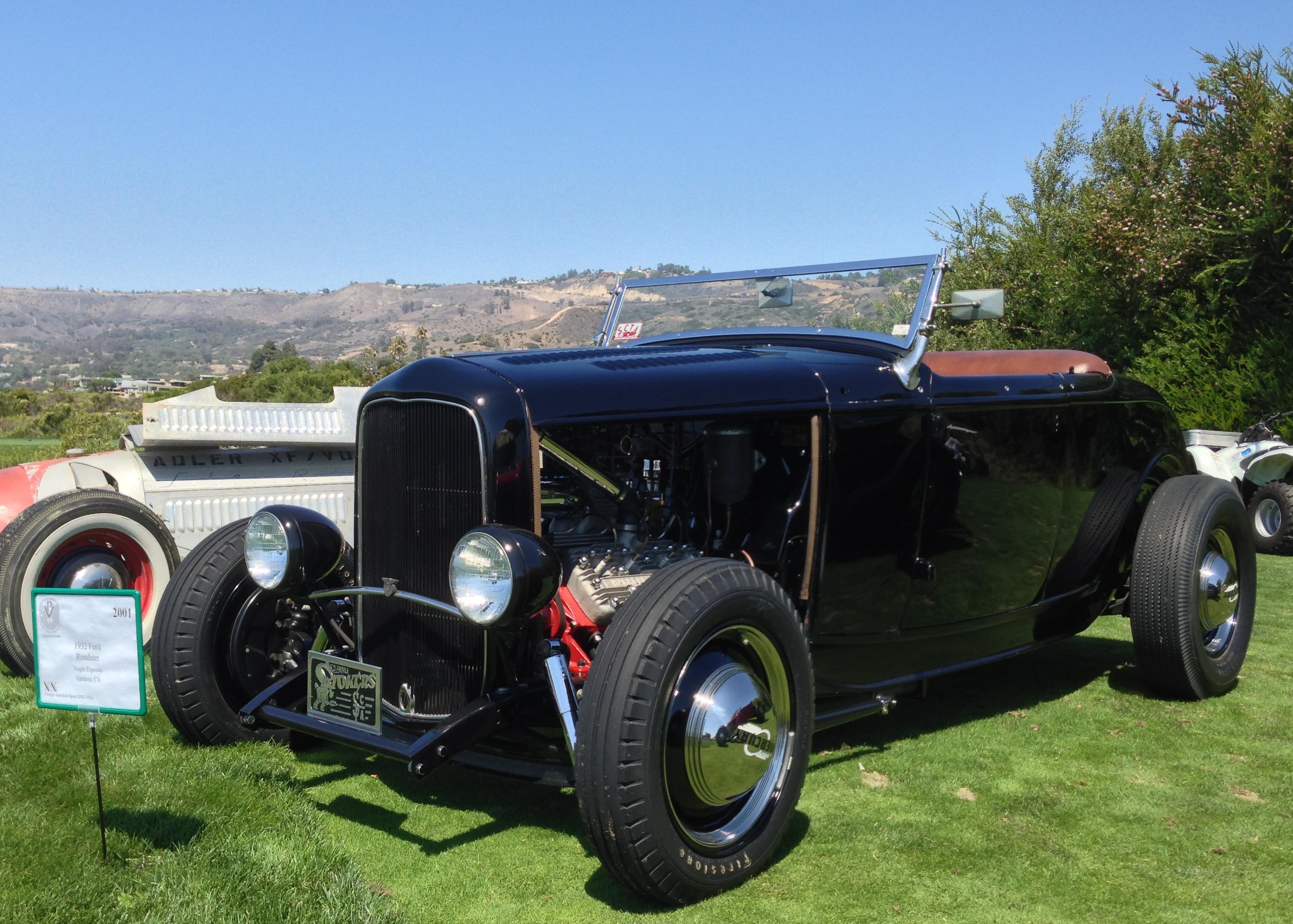 The Five Coolest Fords Of The Palos Verdes Concours DElegance - Palos verdes car show