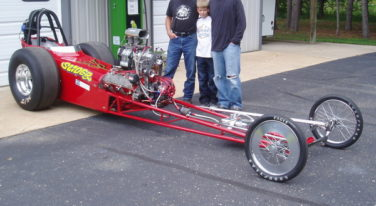 [VIDEO] Rick Schnell and the World's Quickest Flathead Dragster