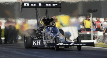 Shawn Langdon and Alan Johnson Racing Prep for Pomona