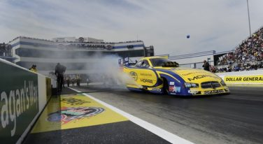 Season Ending NHRA Race at Pomona Again Produces Memorable Finishes
