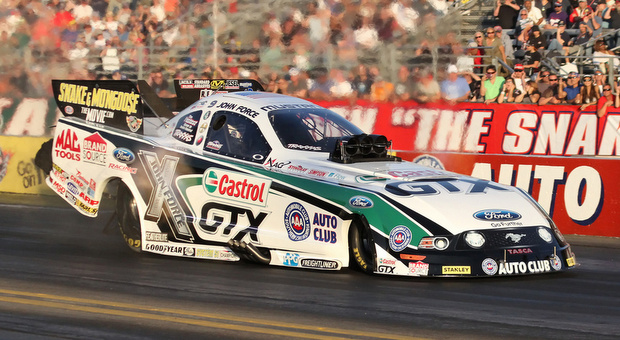 NHRA Auto Club Finals Featured