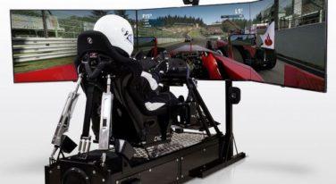 Off-Season Training with the Motion Pro II Racing Simulator