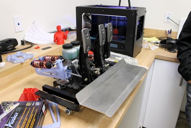 CXC production lab