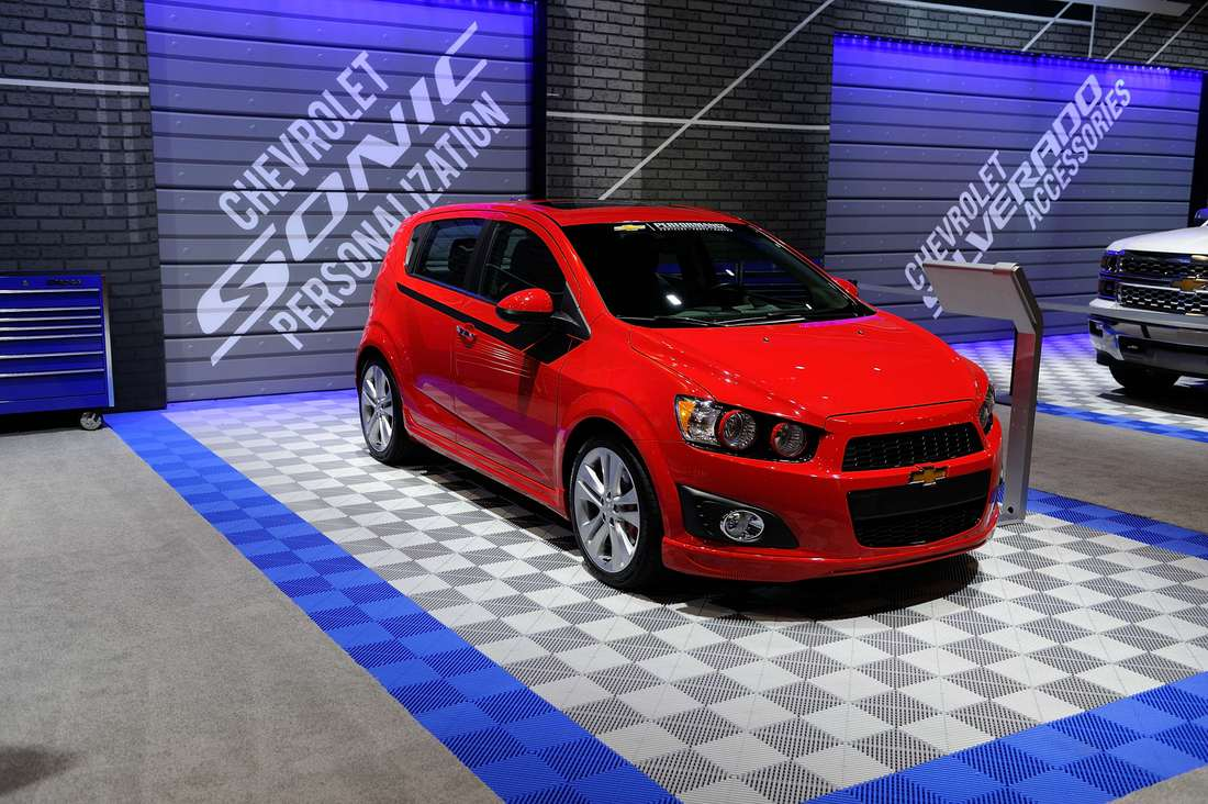 Chevrolet at SEMA 2013-001