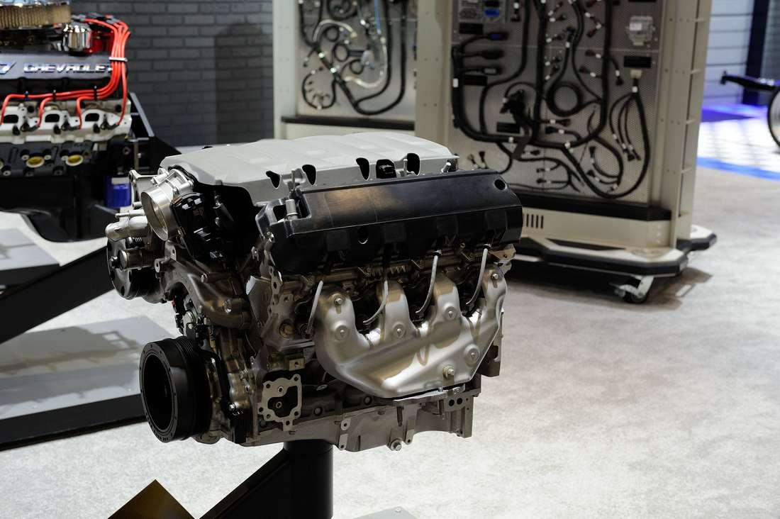 Chevrolet at SEMA 2013-014