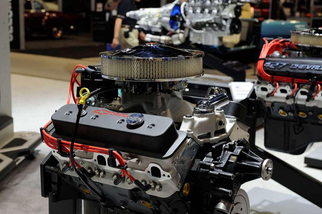 Chevrolet at SEMA 2013-016
