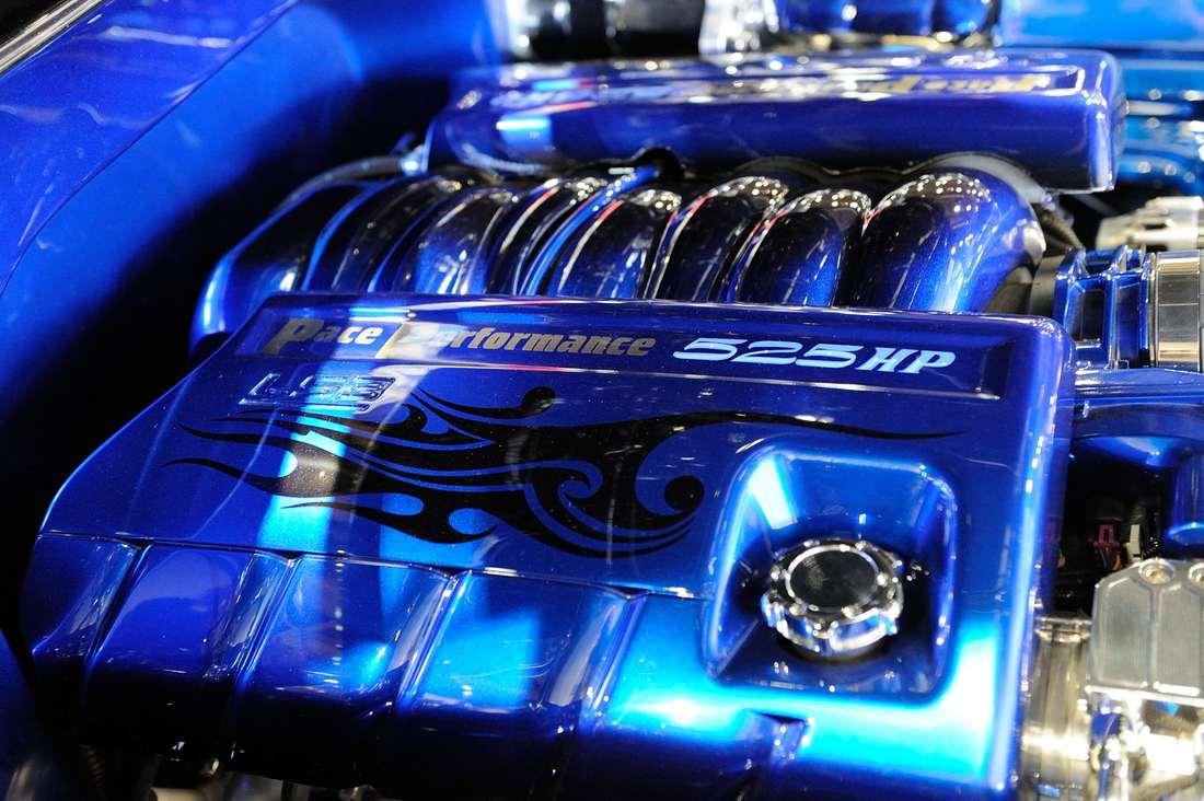 Chevrolet at SEMA 2013-031