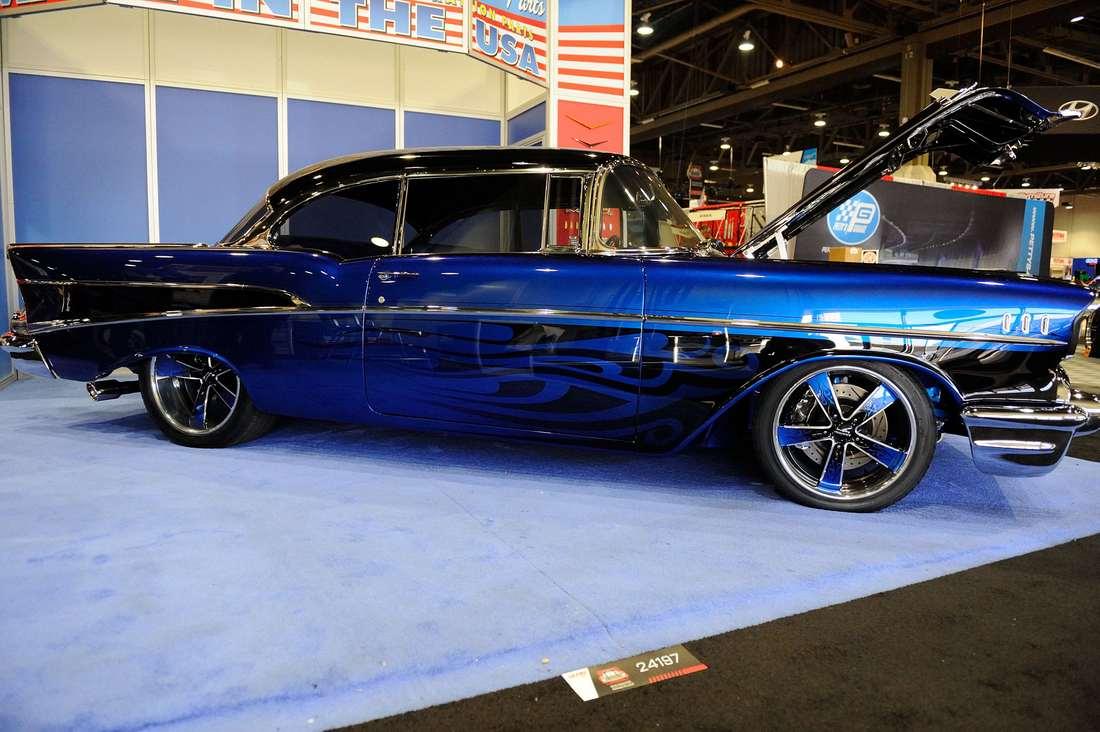 Chevrolet at SEMA 2013-032