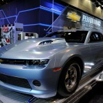 Chevrolet at SEMA 2013