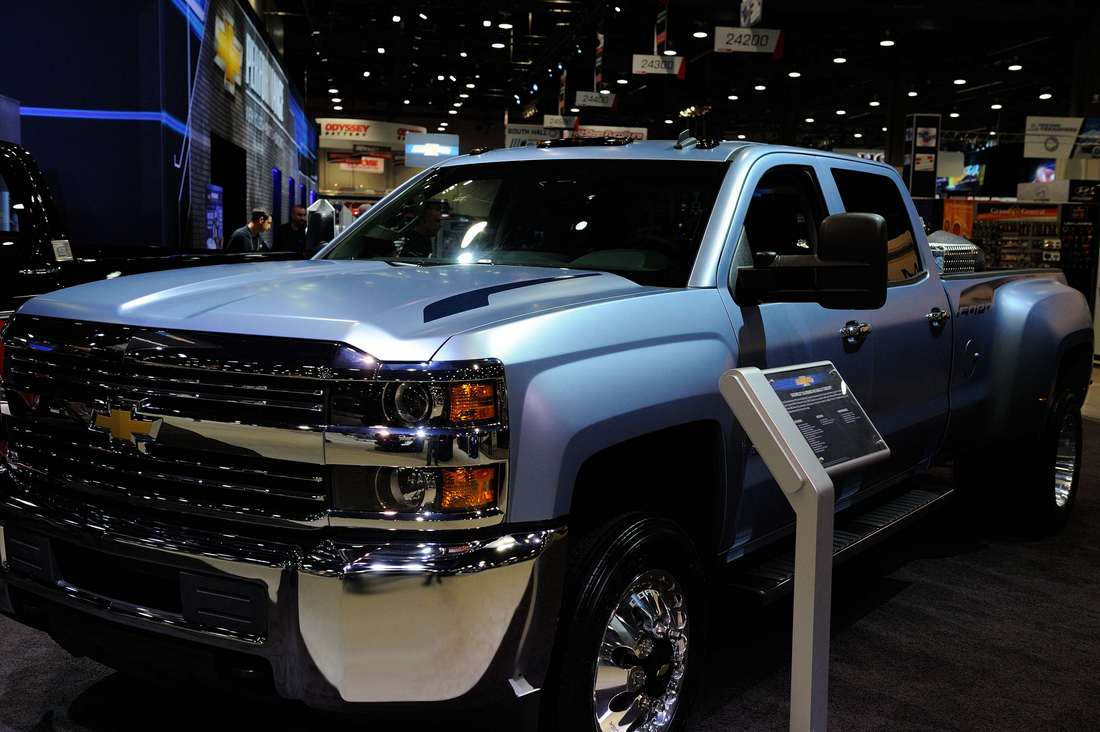 Chevrolet at SEMA 2013-037