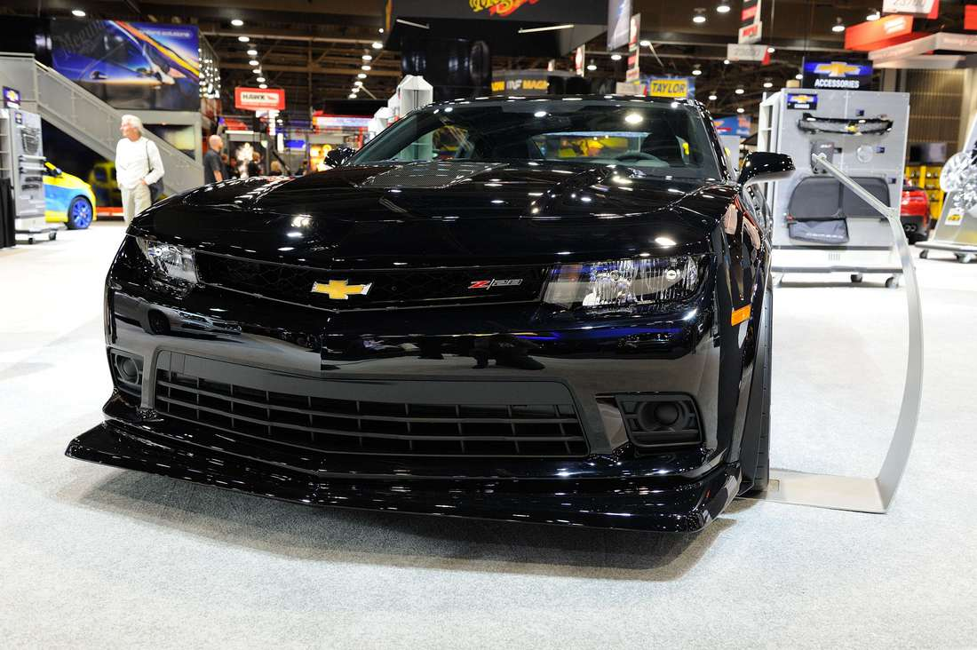 Chevrolet at SEMA 2013-041