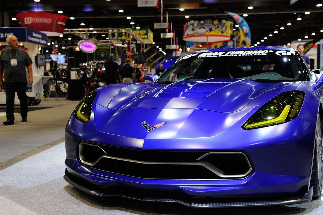 Chevrolet at SEMA 2013-042
