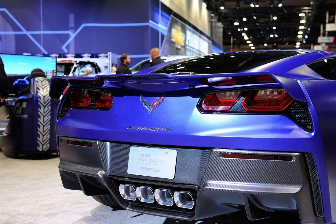 Chevrolet at SEMA 2013-043