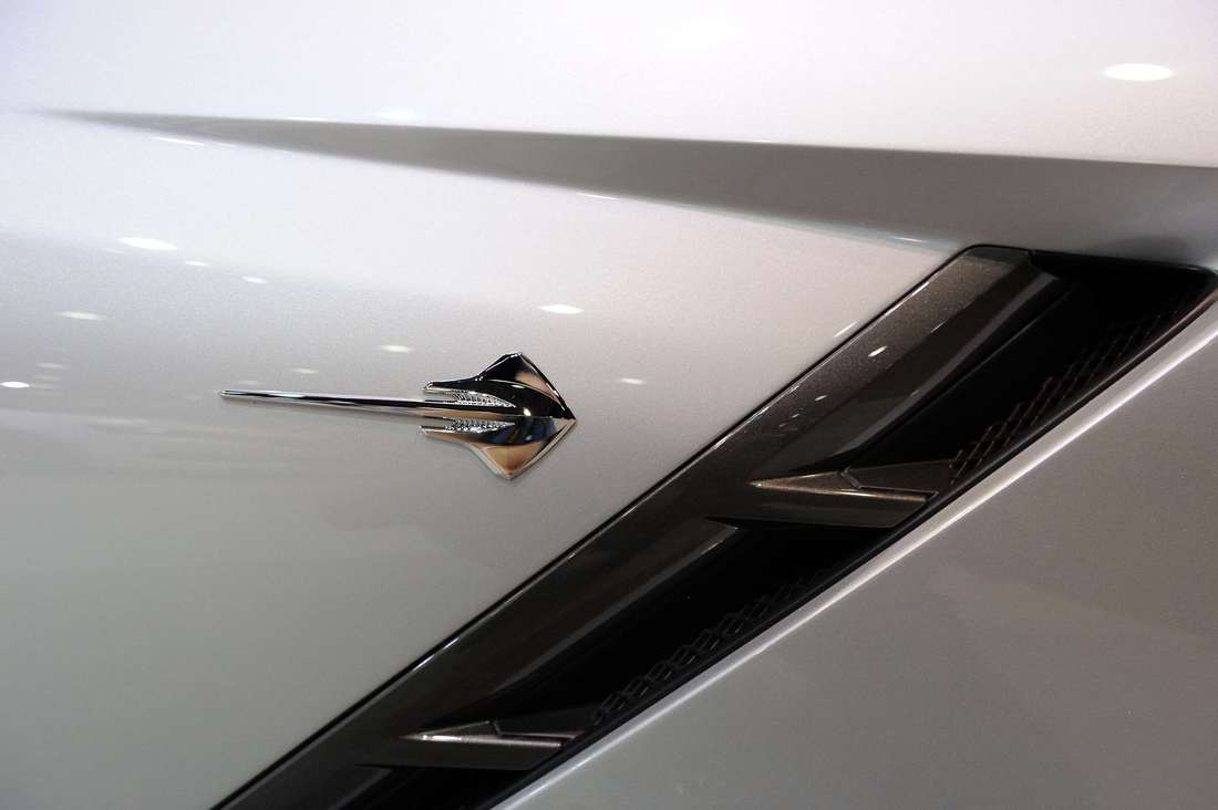 Chevrolet at SEMA 2013-056