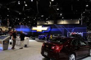 Chevrolet at SEMA 2013-058