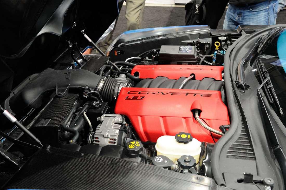 Chevrolet at SEMA 2013-068