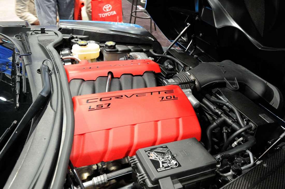 Chevrolet at SEMA 2013-071