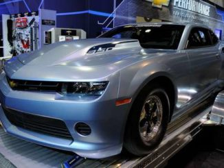 Chevy at SEMA Featured