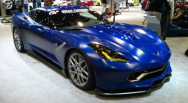 And We're Back! (from SEMA 2013)