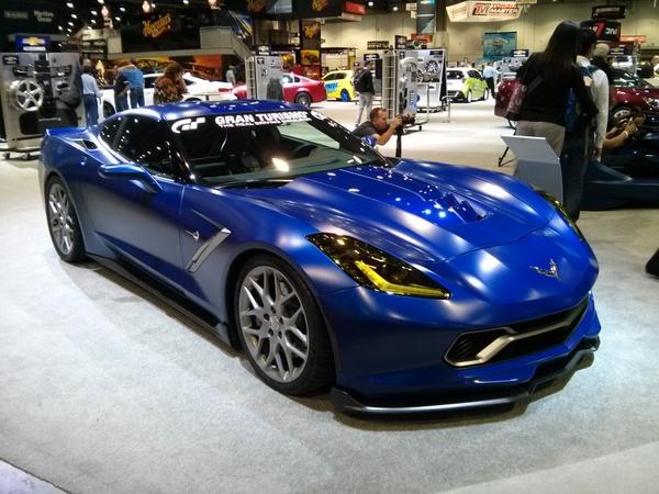 Gran Turismo Corvette