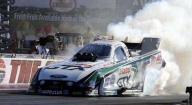 John Force Wins His 16th NHRA Funny Car Championship