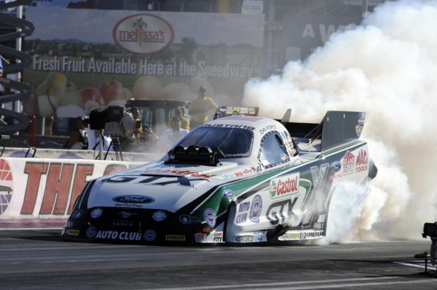 John Force Wins 16th NHRA Funny Car Championship Featured Image