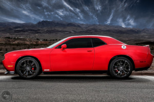 World Class Driving Dodge Challenger SRT8