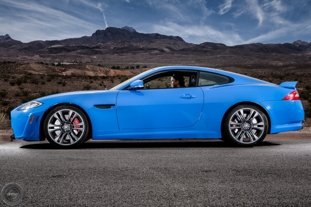 World Class Driving Jaguar XKR-S