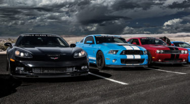 World Class Driving Muscle XL Experience Cars-Featured Image