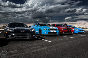 World Class Driving Muscle XL Experience Cars