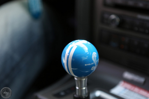 World Class Driving Shelby Mustang GT500 Shift Knob