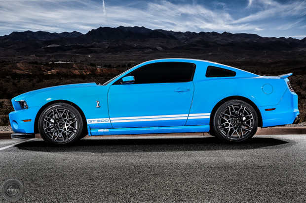World Class Driving Shelby Mustang GT500