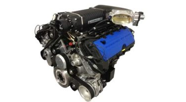 Ford Racing Offers Mustang Cobra Jet Crate Engine
