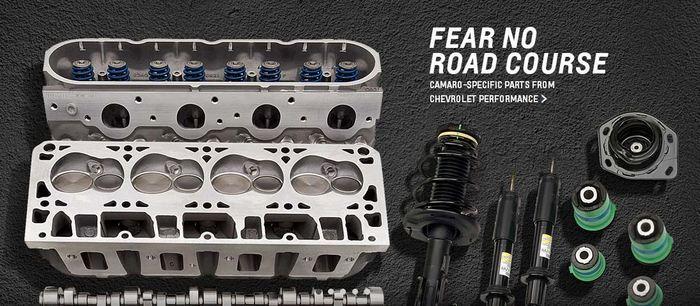 gm performance camaro specific parts