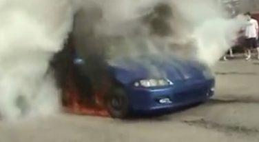 [VIDEO] Import Burnout FAIL