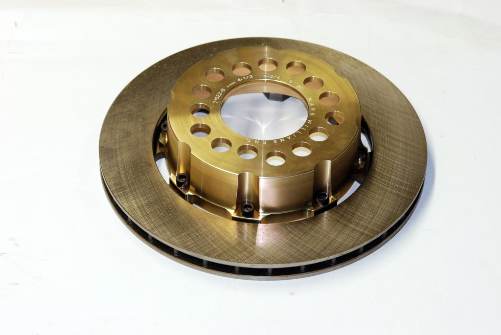 Mark Williams Brake Rotors