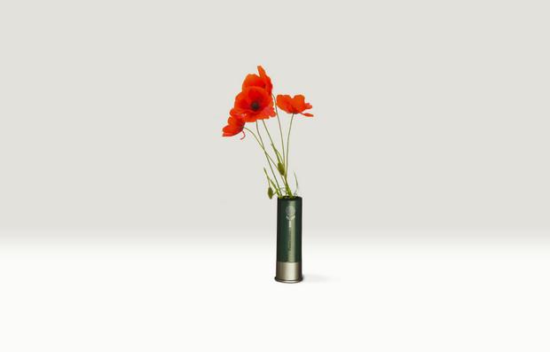 Flower Shell Poppy