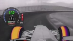 Formula 1 Thermal Imaging