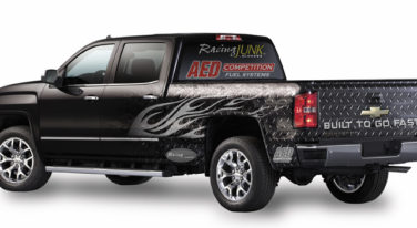 RacingJunk.com and AED Performance to Give Away One-of-a-Kind Customized 2014 Chevy Silverado