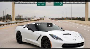 Hennessey Builds the Worlds Fastest C7 Corvette Stingray