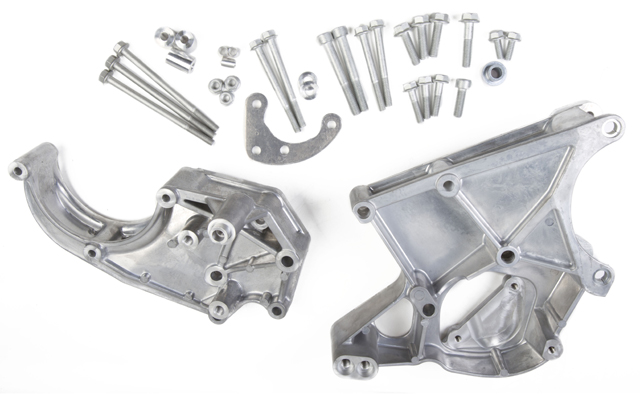Holley Accessory Bracket kit-20-132