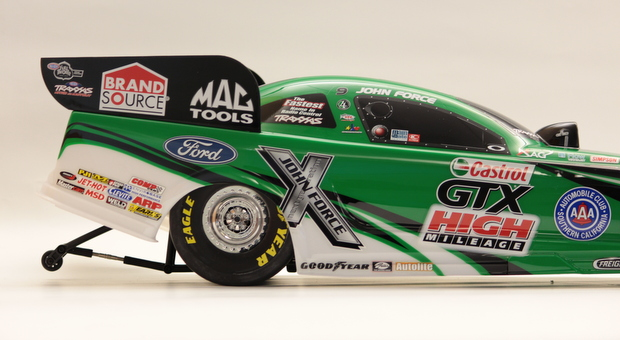 Traxxas John Force Funny Car