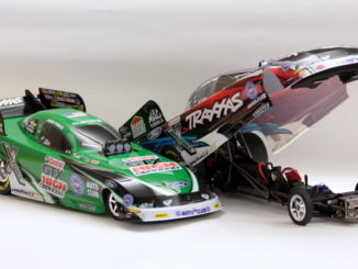 Traxxas John Force Racing Funny Cars
