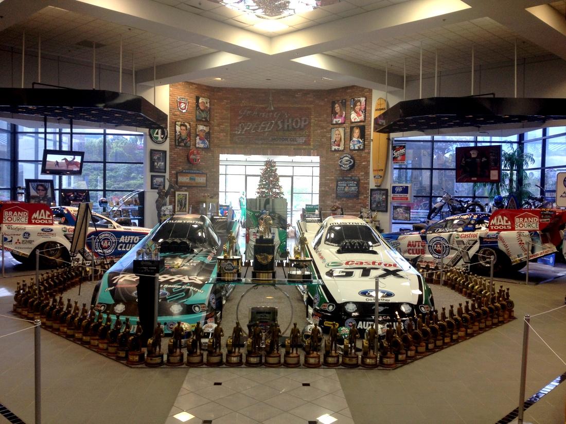 John Force Racing Museum-001
