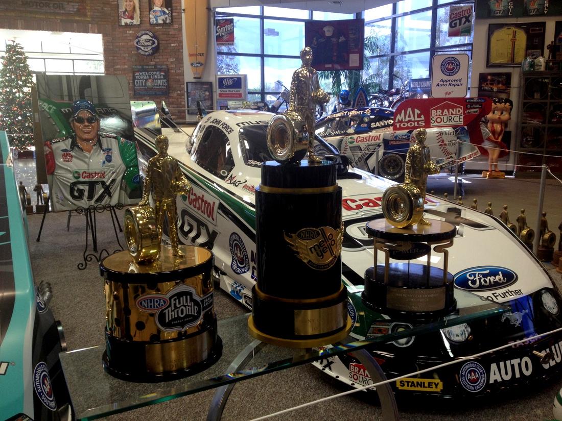 John Force Racing Museum-002