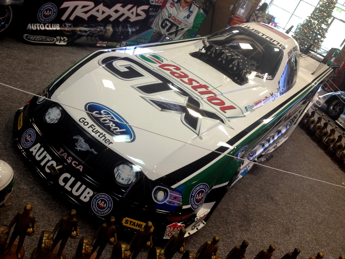 John Force Racing Museum-004