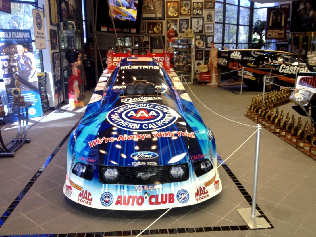 John Force Racing Museum-005
