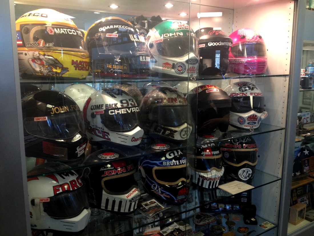 John Force Racing Museum